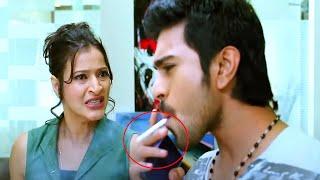 Ram Charan Smoking In Front Of Mahesh Babu Sister | Telugu Movies | Mahesh Babu Sister| Cinema House