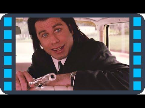 Случай в машине — «Криминальное чтиво» (1994) сцена 11/12 QFHD