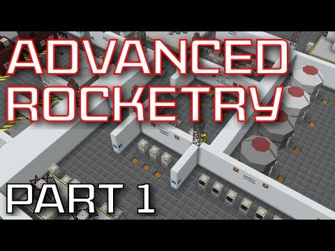 Advanced Rocketry Mod Spotlight - Part 1: Machines