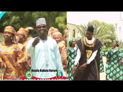 Full Video By Ado Gwanja X Rarara X Maryam Yahaya X Amal Umar & More (Ganduje Zama Daram)