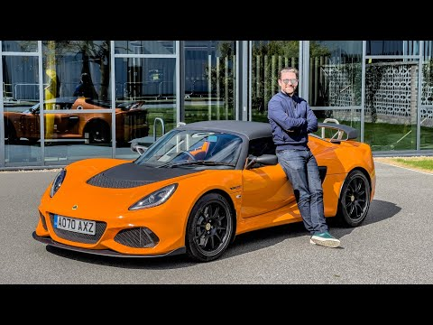 The Last REAL Lotus? NEW Exige 390 Final Edition First Drive Review!