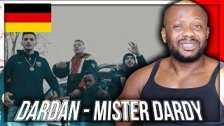 DARDAN   MISTER DARDY (prod. PzY) (Official Video) GERMAN RAP MUSIC REACTION!!!
