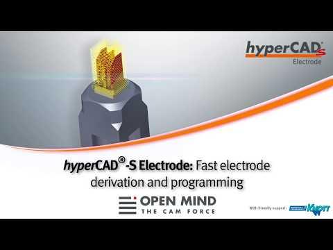 hyperCAD-S Electrode