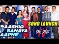 Aashiq Banaya Aapne Song Launch FULL VIDEO | Urvashi Rautela | Hate Story 4 video download