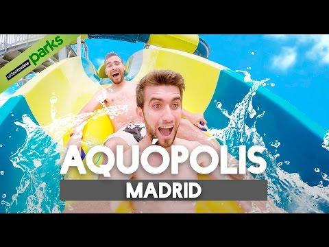 Emoción en Aquópolis Madrid | Villanueva de la Cañada