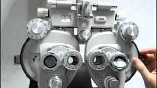 Subjetivo Binocular Lejos