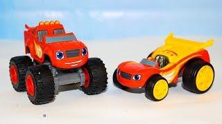 Вспыш и чудо машинки Мультики про машинки Игрушки Вспыш Сюрпризы Мультфильмы Игры для детей