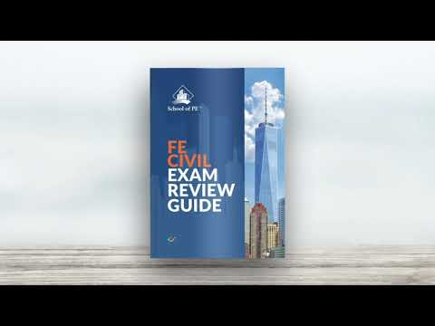 FE Civil Exam Review Guide Introduction Video - YouTube