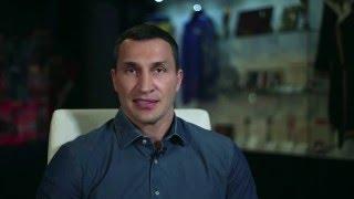 Обращение Владимира Кличко к фанам перед реваншем с Фьюри