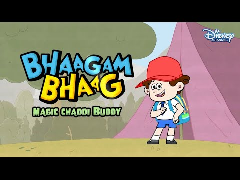 Download Bhaagam Bhaag Episode 2 - Funny Hindi Cartoon  For Kids - Disney India HD Mp4 3GP Video and MP3