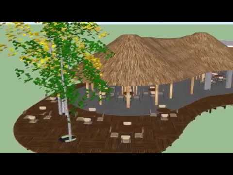 Bamboo House Construction Cost Udaipur