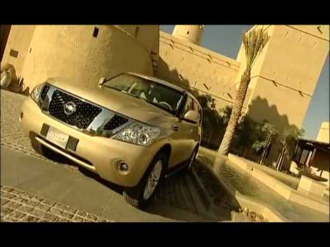 Nissan Patrol - First official video