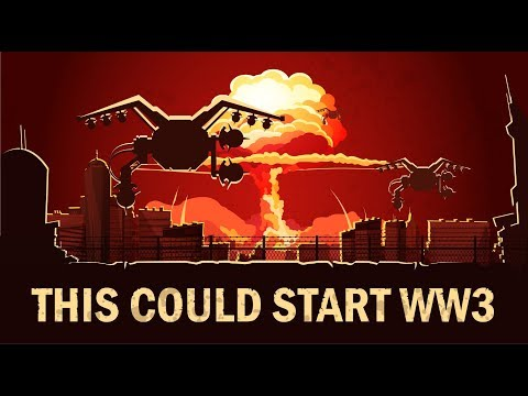 Hrozba zbraní s umělou inteligencí - Veritasium