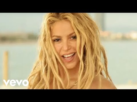 Shakira - Loca (Video Oficial) ft. El Cata