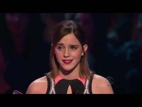 People's Choice Awards  2013 Favorite Dramatic Movie Actress : Emma Watson