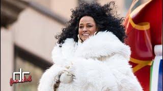 Diana Ross - Macy´s Thanaksgiving Day Parade [2018] ᴴᴰ