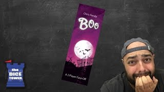 BOO Review - with Zee Garcia