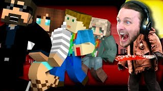 Minecraft: YOUTUBER MURDER | MODDED MINI-GAME