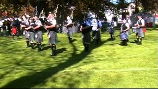 preview picture of video '56th District Pipe Band Koblenz_Peine 2014_Competition Set'