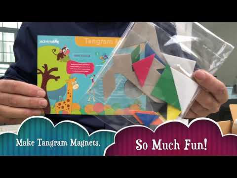 Youtube Video for Jungle Safari - 6 in 1 Activity Box