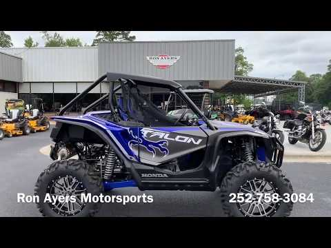 2019 Honda Talon 1000X in Greenville, North Carolina - Video 1