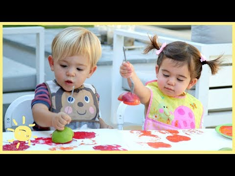 PLAY | 3 Fall Toddler Activities