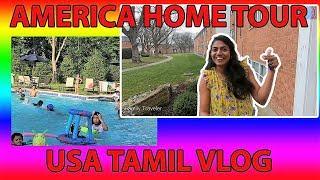 India| தமிழ் Home Tour (House Hunting Series 2019) | Tamil VLOG