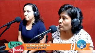 LÍNEA ABIERTA: TEMA / VIOLENCIA INFANTIL