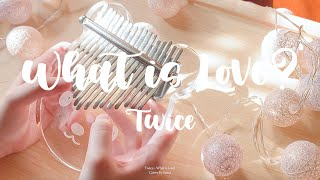 Twice 'What is Love?' Kalimba Cover