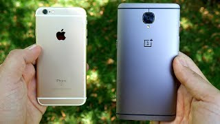 Should I Buy iPhone 6S or OnePlus 3T? (4K)