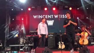 Wincent Weiss Und Leander Maximilian Rosche Regenbogen