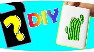 DIY , Kendin Yap | Kalemlik Nasıl Boyanır - Nasıl Yapılır , Okula Dönüş Back to School | Fenomen Tv