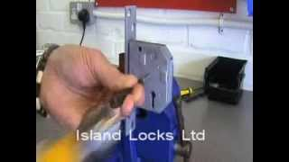 Mortice Lock Drilling - Part 1