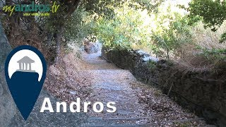Andros | Hiking in Andros
