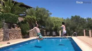 Video Rural Villa on Mallorca Vall d'Or