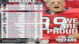 nfl football schedules 2012