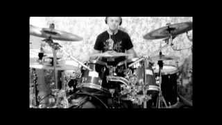Absu - Stone of Destiny (...for Magh Slécht and Ard Righ) (Drum Cover)