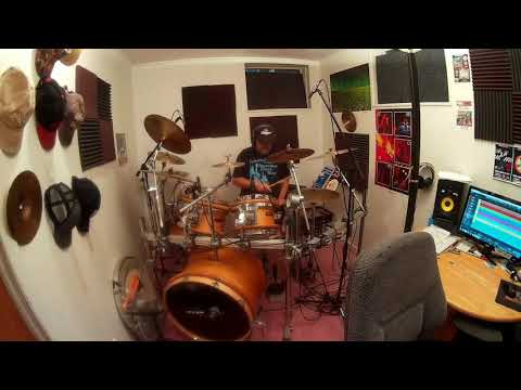 A lot of drummer are not comfortable with a click track, so this is why there's no need to be.