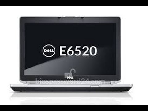 Unlock Dell Latitude E6420 Bios Password - смотреть онлайн