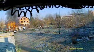 preview picture of video 'Vatrogasci Prijedor 18.02.2015.,Intervencija u ul. 8.marta,Prijedor (Stari grad)'