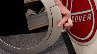 Wie ersetzt man den Türgriff an einer Waschmaschine