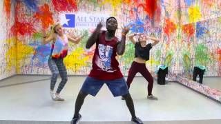 Stonebwoy - Submarine.Reggae Dancehall by Cleve Nitoumbi.All Stars Workshop 09.2014