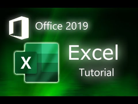 Microsoft Excel 2019 – Full Tutorial for Beginners [COMPLETE in 17 MINS!]
