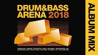 Drum&BassArena 2018 (Album Mix)