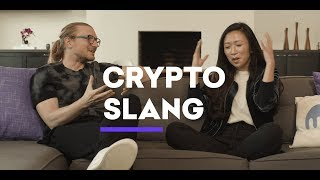Introducing Crypto Slang