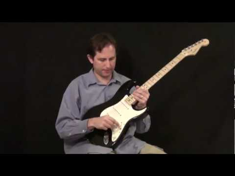 Part 1.4 - Beginner Guitar Course: Explaining The Parts Of An Electric Guitar