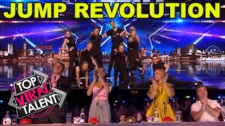 FUN JUMP ROUTINE by the TALENTED Jump Revolution Crew!