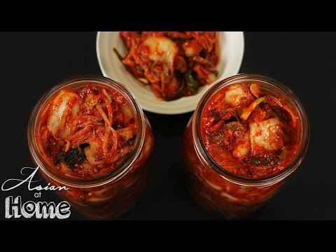 Asian at Home | Vegan Kimchi