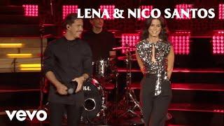 """Nico Santos   """"Unforgettable"""" & """"Better"""" With Lena (Live At Deutscher Radiopreis 2019)"""