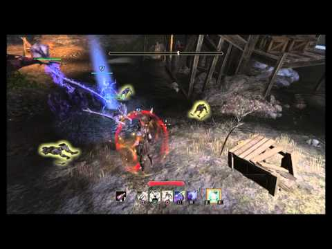 So I discovered a Macroer     on Console — Elder Scrolls Online